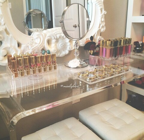 A Few Of My Favorite Make Up Vanities Sola Rey