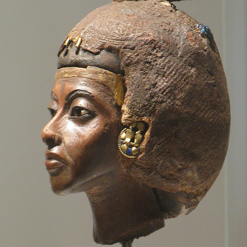 Queen Tiye:  Mother of Akhenaten and grandmother of Tutankhamun