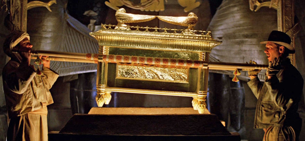 Ark of the Covenant was given to Ethiopians?