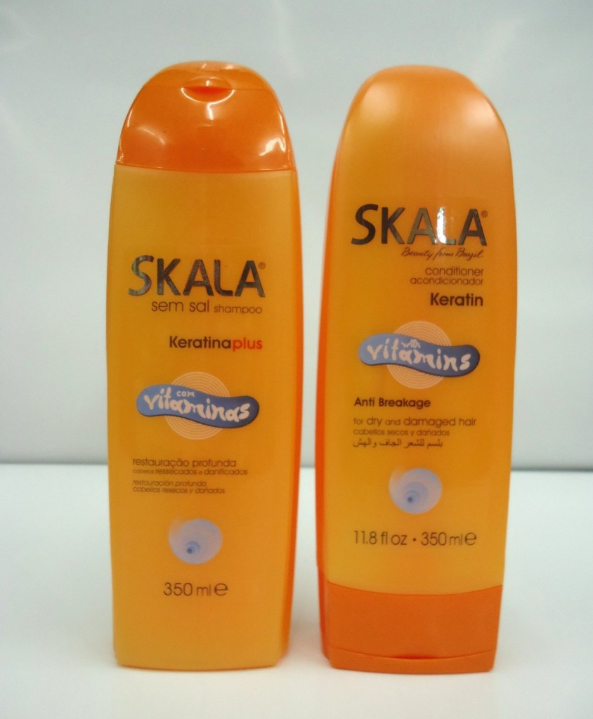 SKALA: Brazilian Shampoo and Conditioner