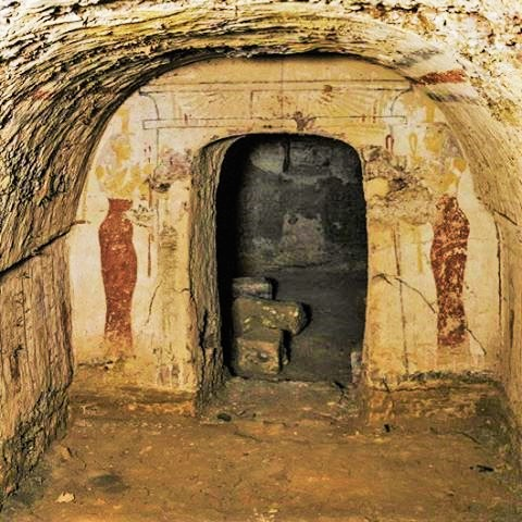tomb of an Nubian Queen