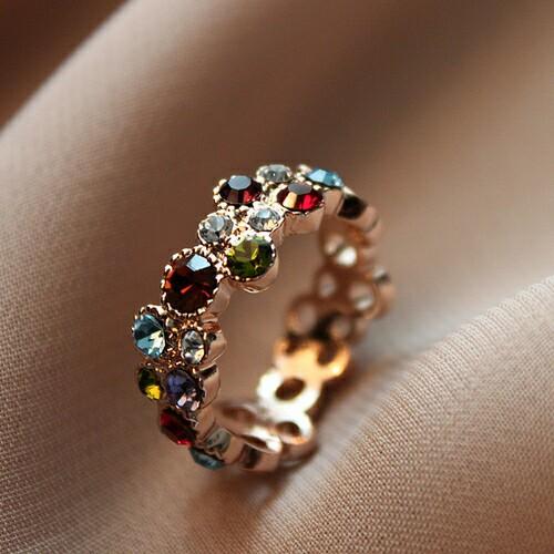 Colorful Gemstones 04
