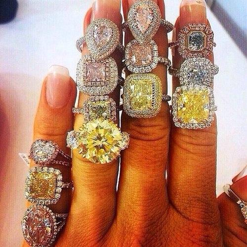 Colorful Gemstones 11