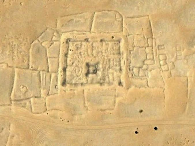 Satelites Found (2,000 yrs) Ancient African Kingdom in Libya