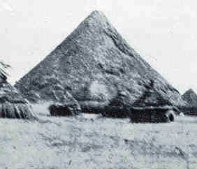 Nuer Pyramid in South Sudan 0