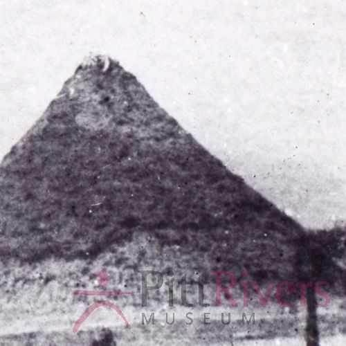 Nuer Pyramid in South Sudan 00