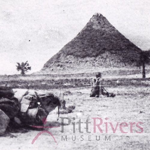 Nuer Pyramid in South Sudan 02