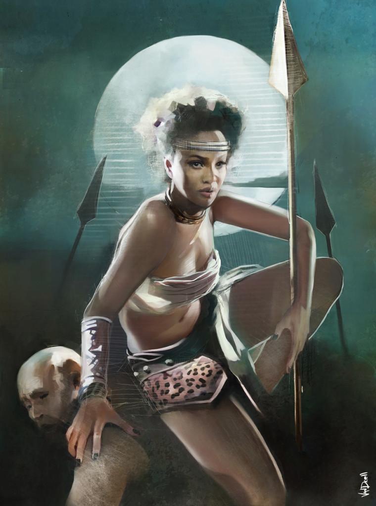 Queen Nzinga 0