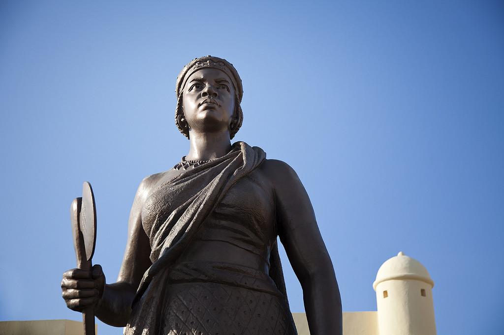 QUEEN NZINGA: The Monarch of Ndongo and Matamba, Angola, Africa