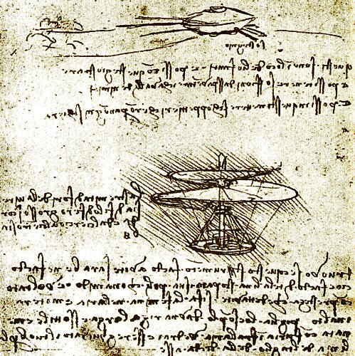 leonardo da vinci flying machine 0