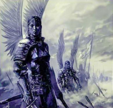 200 angels on mount hermon 05