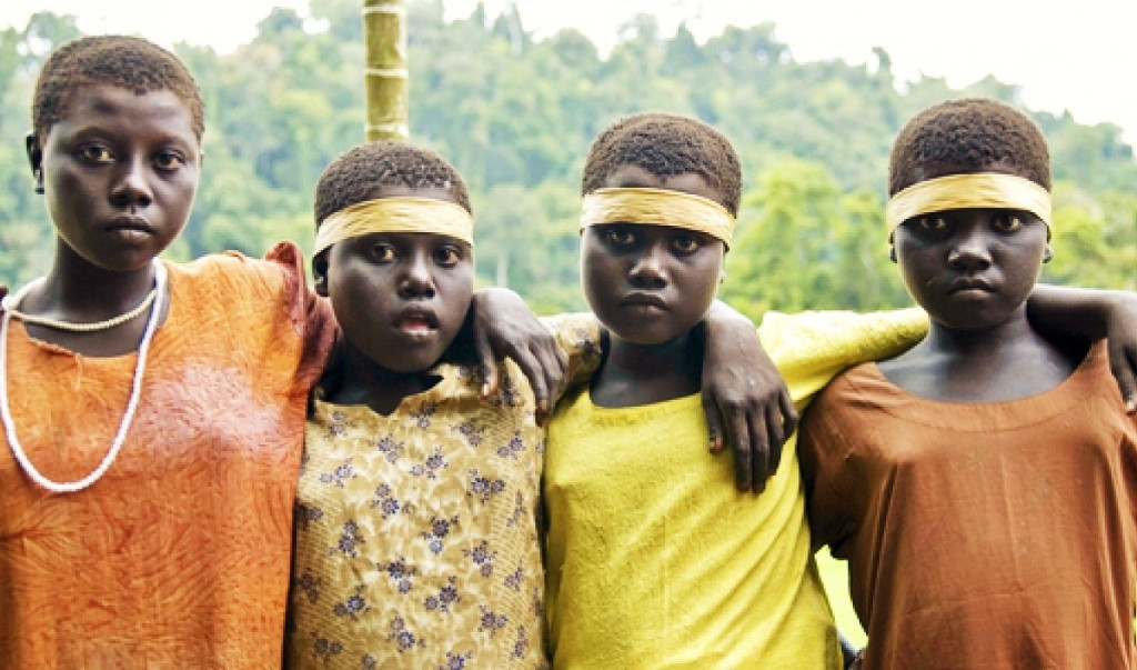 Jarawa tribe Andaman Islands India
