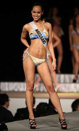 Miss Japan Ariana Miyamoto 0