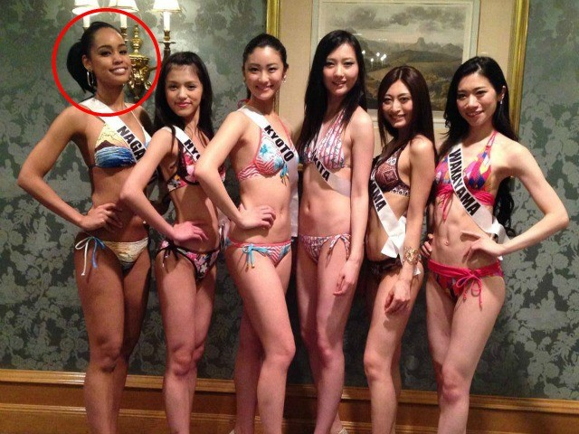 Miss Japan Ariana Miyamoto 00