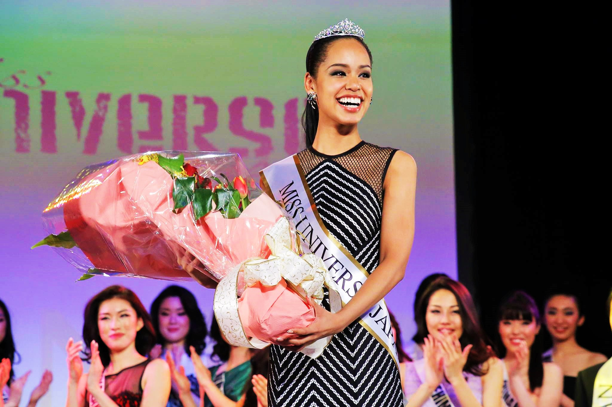 Miss Japan: Ariana Miyamoto