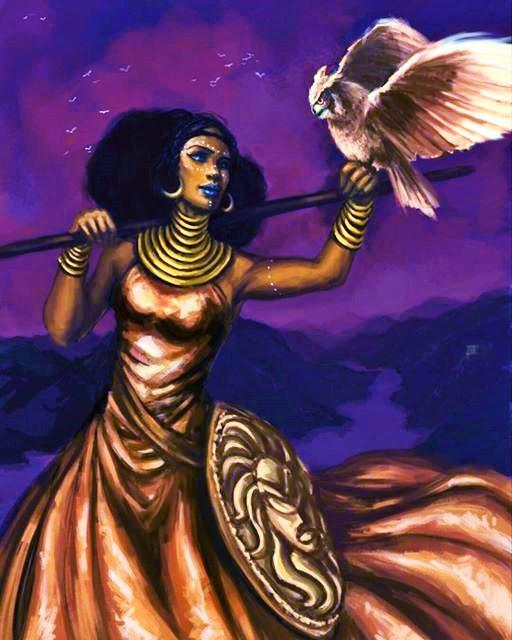 Queen Califia 05