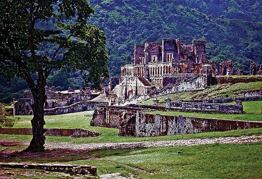 Sans Souci Palace 06