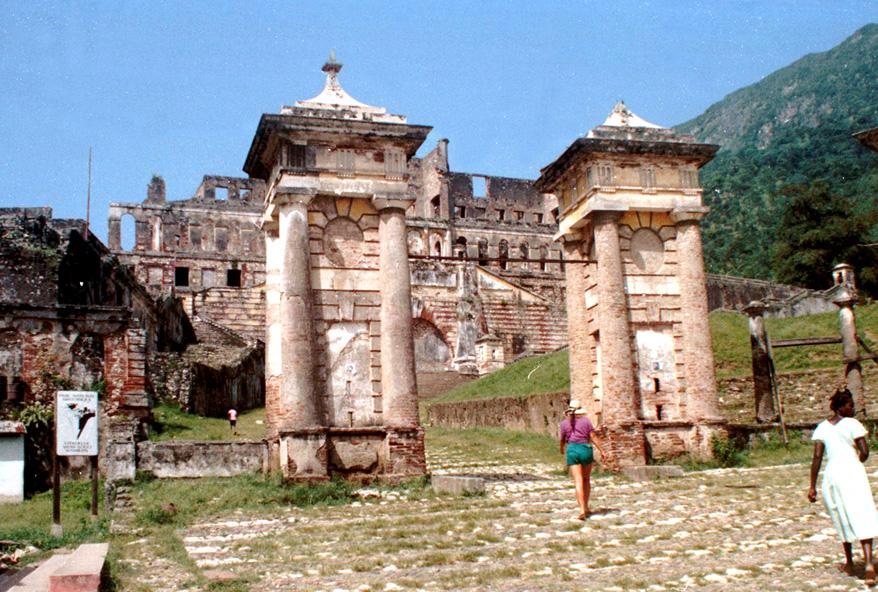 Sans Souci Palace 14