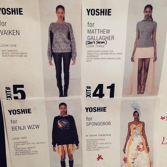 Yewbnesh 'Yoshi' Sheshero 11