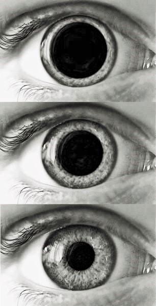 eye signal