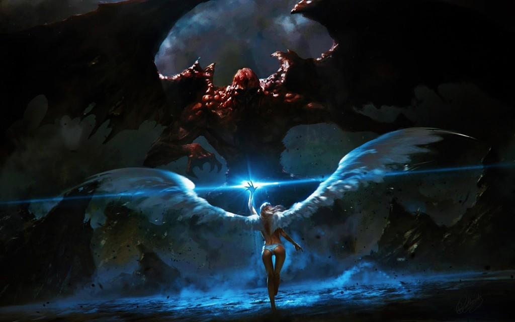 female angel 10