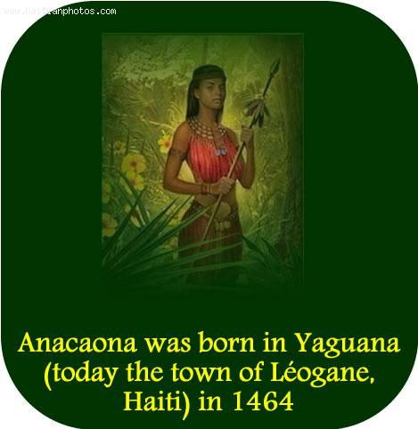 Anacaona- Haiti 0