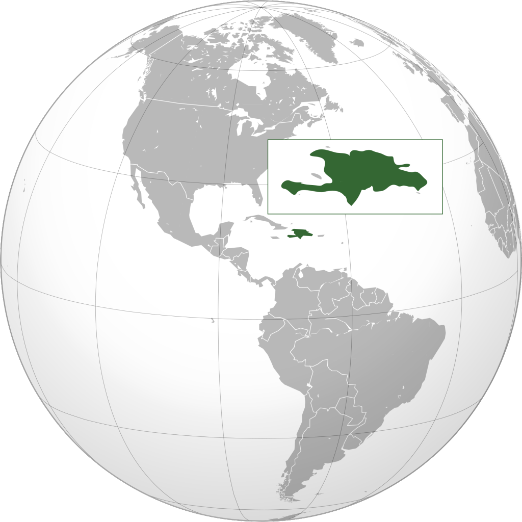 Island Of Hispaniola 00