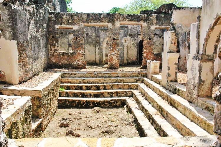 kilwa ruins tanzania 00