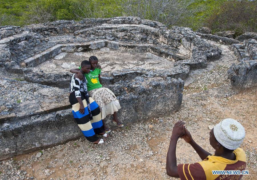 kilwa ruins tanzania 07