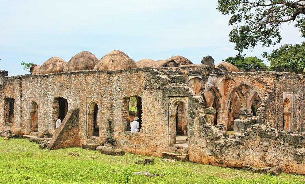 kilwa ruins tanzania