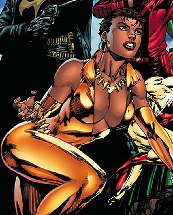 Supermodel by Day & Superhero by Night: D.C. Comic's Vixen