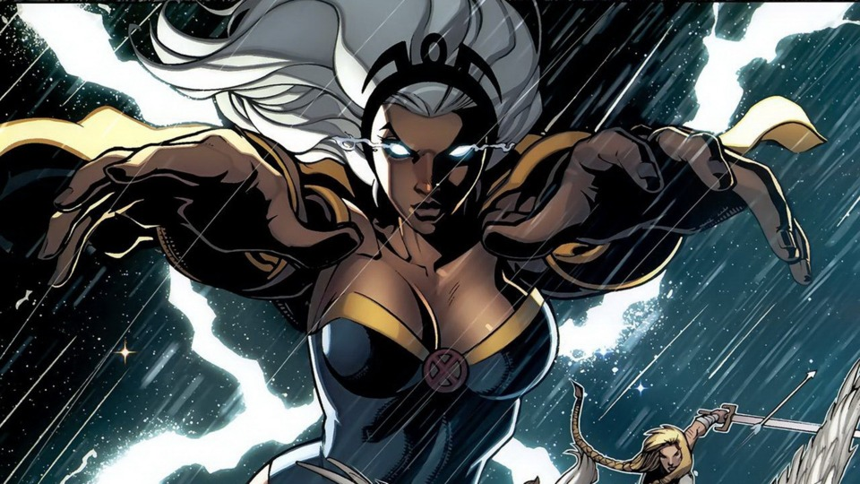 Female Superhero Storm 15