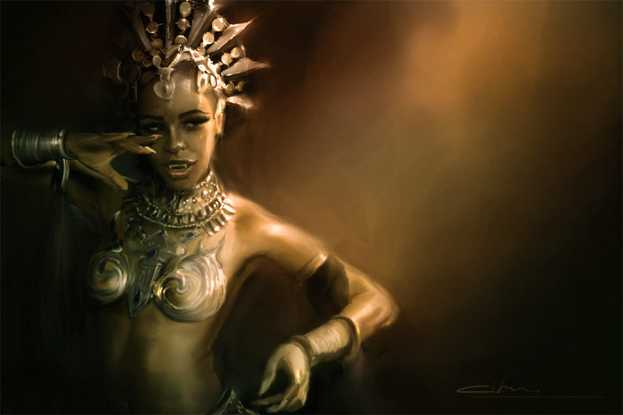 queen akasha tattoo 02