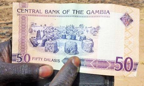 Gambia stone circles