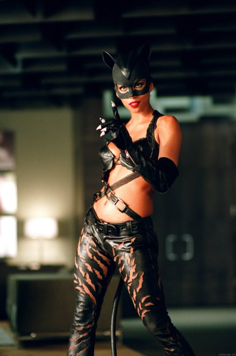 Actress: Halle Berry As Catwoman