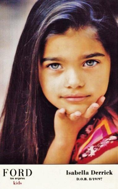 Isabella Derrick 10