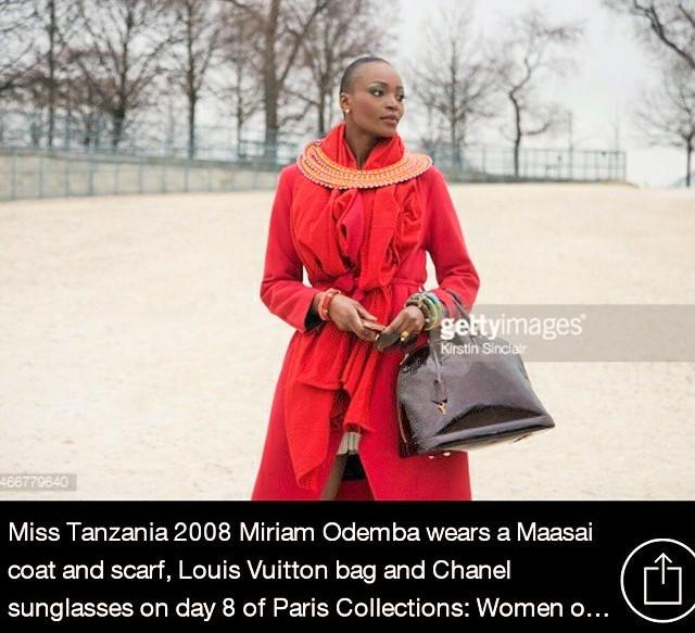 Miriam Odemba 31