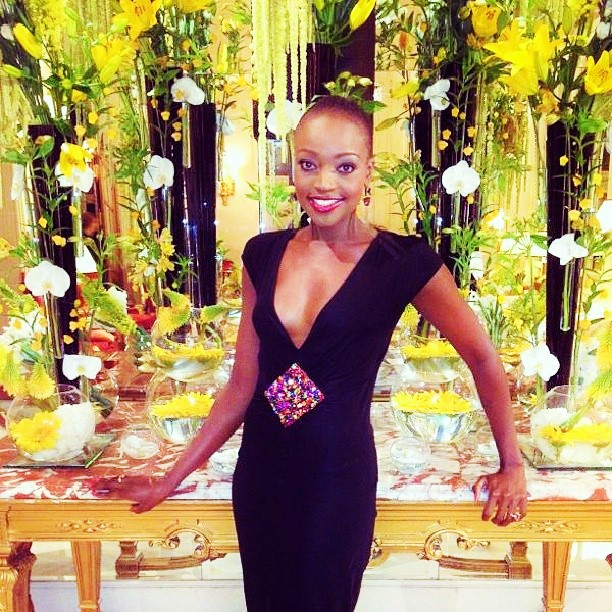 Miriam Odemba 90