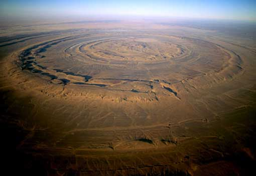 The Blue Eye Of The Sahara 05