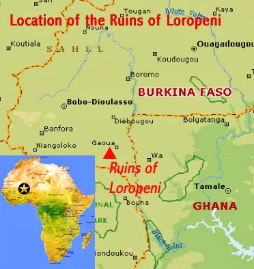 The Loropeni Ruins In Burkina Faso 02