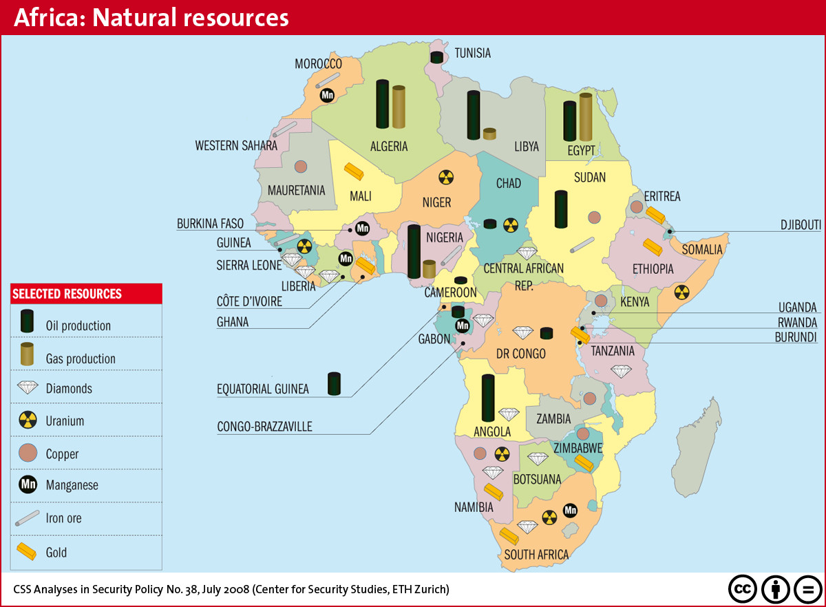 africa's resources 000