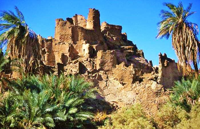 Ancient city of Djado (2)