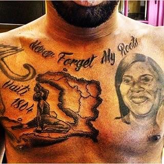 Haitian Revolution 1804 Tattoos 00