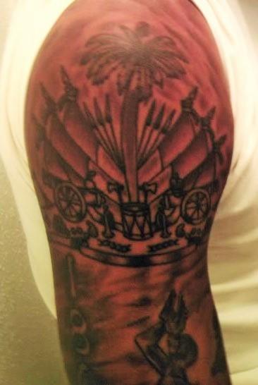 Haitian Revolution 1804 Tattoos 04