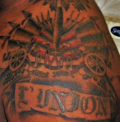 Haitian Revolution 1804 Tattoos 07