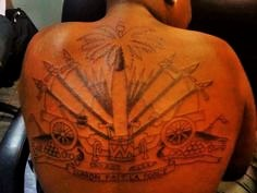 Haitian Revolution 1804 Tattoos 14