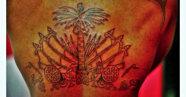 Haitian Revolution 1804 Tattoos 15