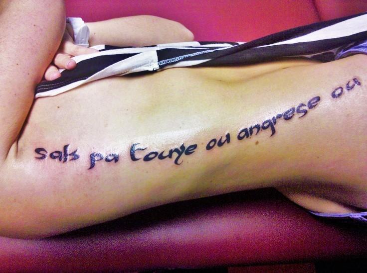 Haiti / Ayiti 1804 Tattoos
