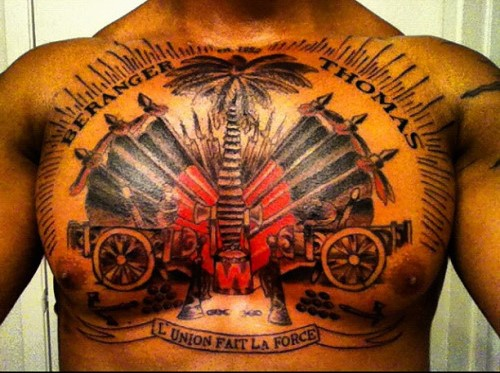 Haitian flag tattoo bing images for American revolutionary war tattoos