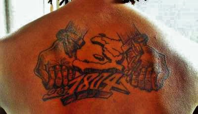 Haitian Revolution 1804 Tattoos 34